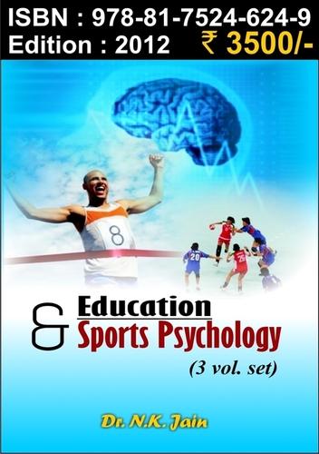 Education & Sports Psychology (3 vol.)