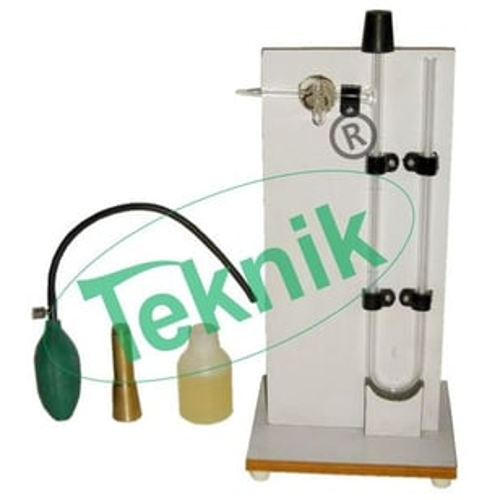 Blain Air Permeability Apparatus