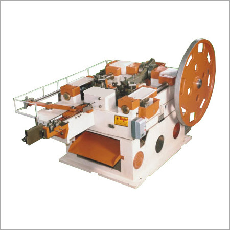 Wire Nails Making Machine