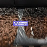 Natural Virgin weave hair