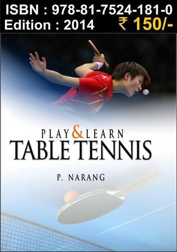 Play & Learn Table Tennis
