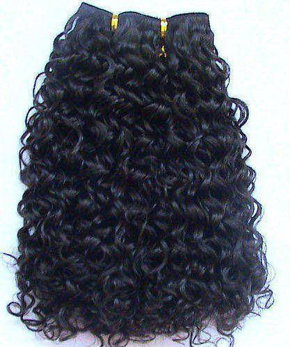 Human hair loose curly