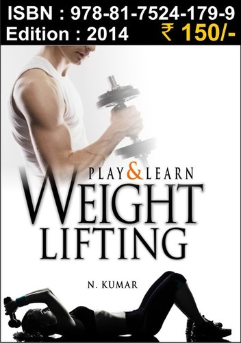 Play & Learn Weight Lifting
