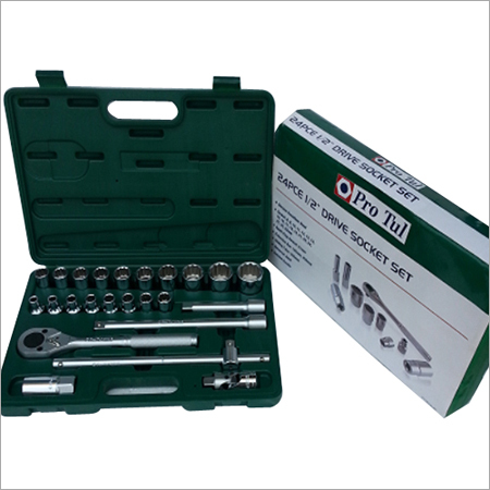 "24 Pcs 1/2"" Drive Socket Set"