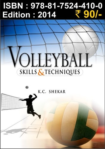 Skills & Techniques Volleyball