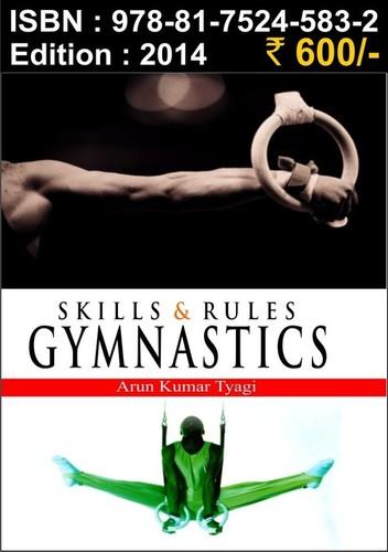 Gymnastics Skills and Rules Book