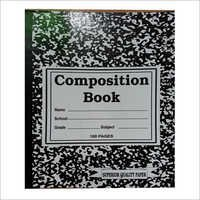 Marble composition book