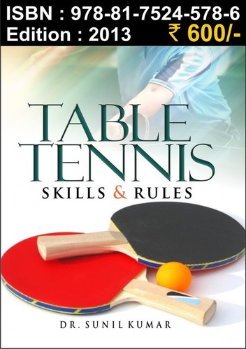 Table Tennis Skills and Rules