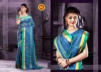 Fashionable Cotton Sarees