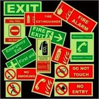 Auto Glow Signages