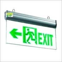 Exit Led Sign Board