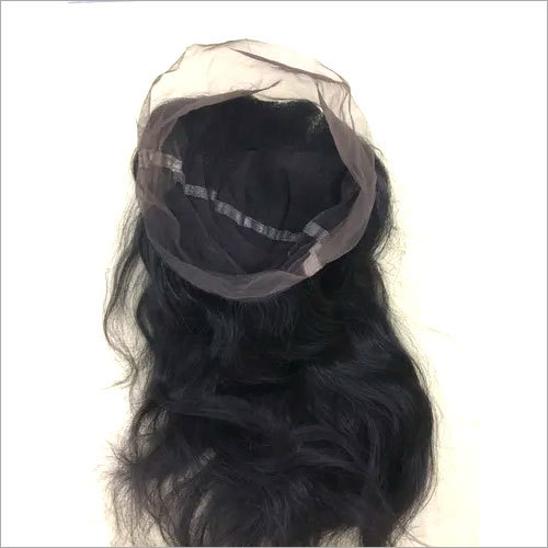 Virgin full lace wig