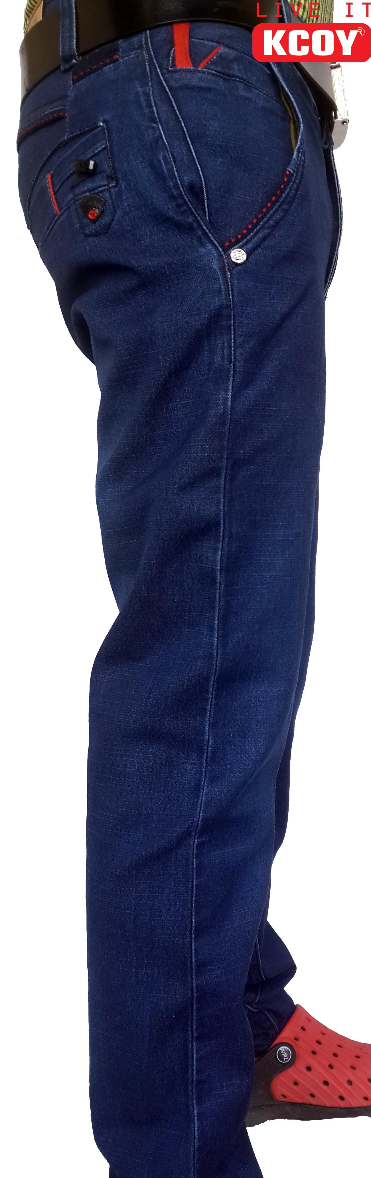 Silky Lycra Jeans