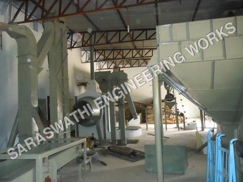 Fried Gram Plant Machinery