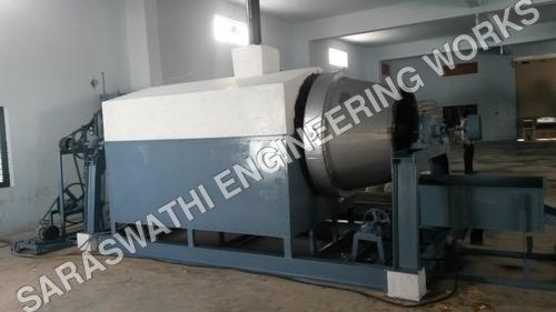 Automatic Fryum Roaster Machine
