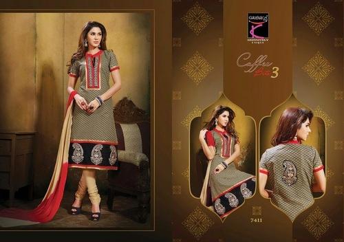 Designer Salwar Kameez Materials