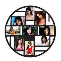 8 Pcs Round Photo FrameDS-