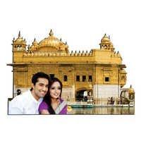 Wooden Golden TempleDS-558-A