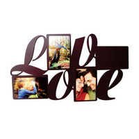 wooden Love Photo FrameDS-609