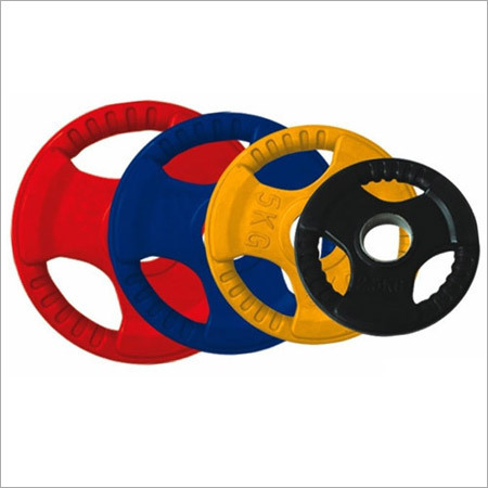 Rubberized Weight Plates
