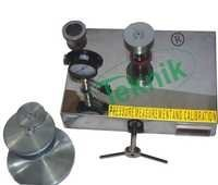Pressure Measurement and Calibration