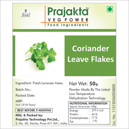 Coriander Leave Flakes
