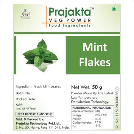 Mint Flakes