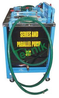 Series And Parallel Pump Set