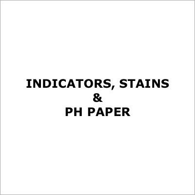 Chemical Indicators