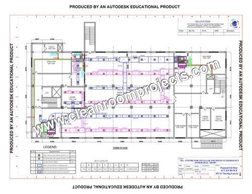 HVAC Ducting Design Engineering Services