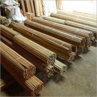 Sleek Wooden Margins
