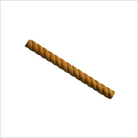 Rolled Wooden Margins