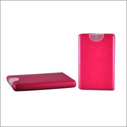 Plastic Credit Card Spray Bottle
