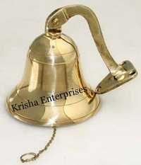Brass Nautical Bell