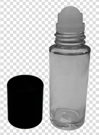 Fine Plastic Roll on Bottles