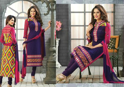 New Stylist Casual Salwar Kameez Ladies Suit