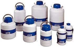 Liquid Nitrogen Container (1.5 ltrs to 55 ltrs)