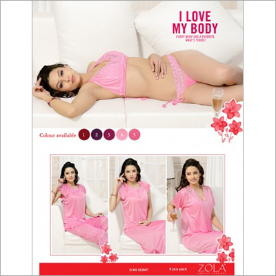 Ladies Bedroom Innerwear