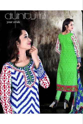 New Stylist Salwar kameez Casual Salwar kameez ladies suit 9002