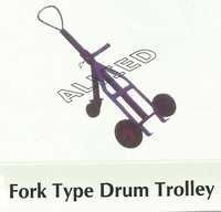 Fork Type Drum Trolley