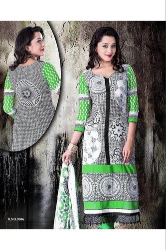 Gorgeous Multicolor salwar kameez summer salwar kameez 9006