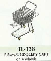 Aluminium Carts And Trolleys