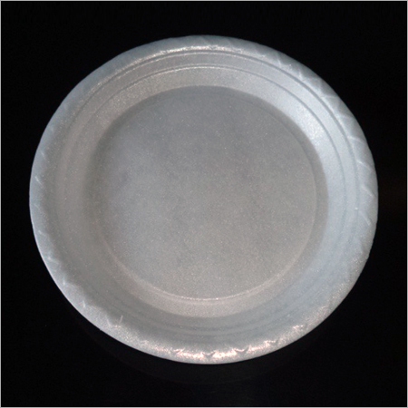 Round Plain Plate