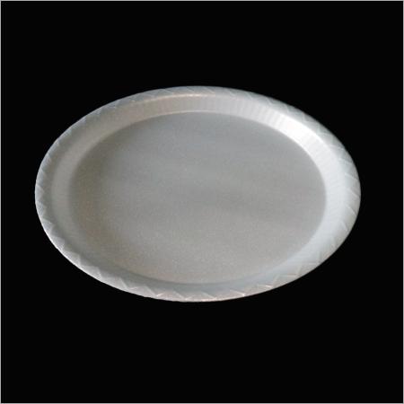 Plain Disposable Plates