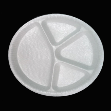 Compartment Thermocol Plates