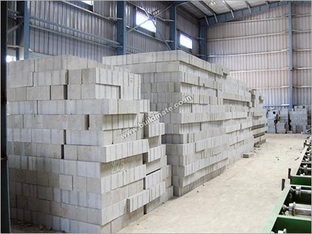 AAC Bricks Packing