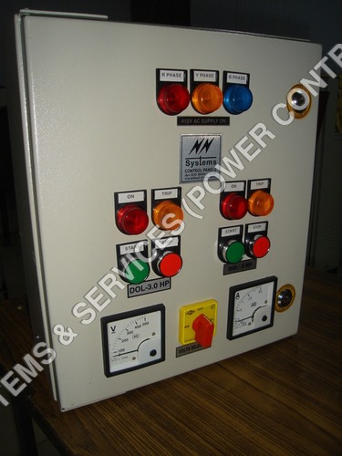 DOL Starter Panel,Direct On Line Starter Panel - Manufacturer ...