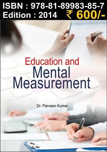 Education and Mental Measurement