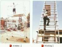 4 Meter Aluminium Alloy Scaffolding