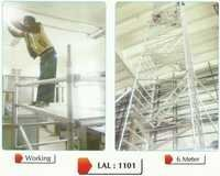 6 Meter Aluminium Alloy Scaffolding